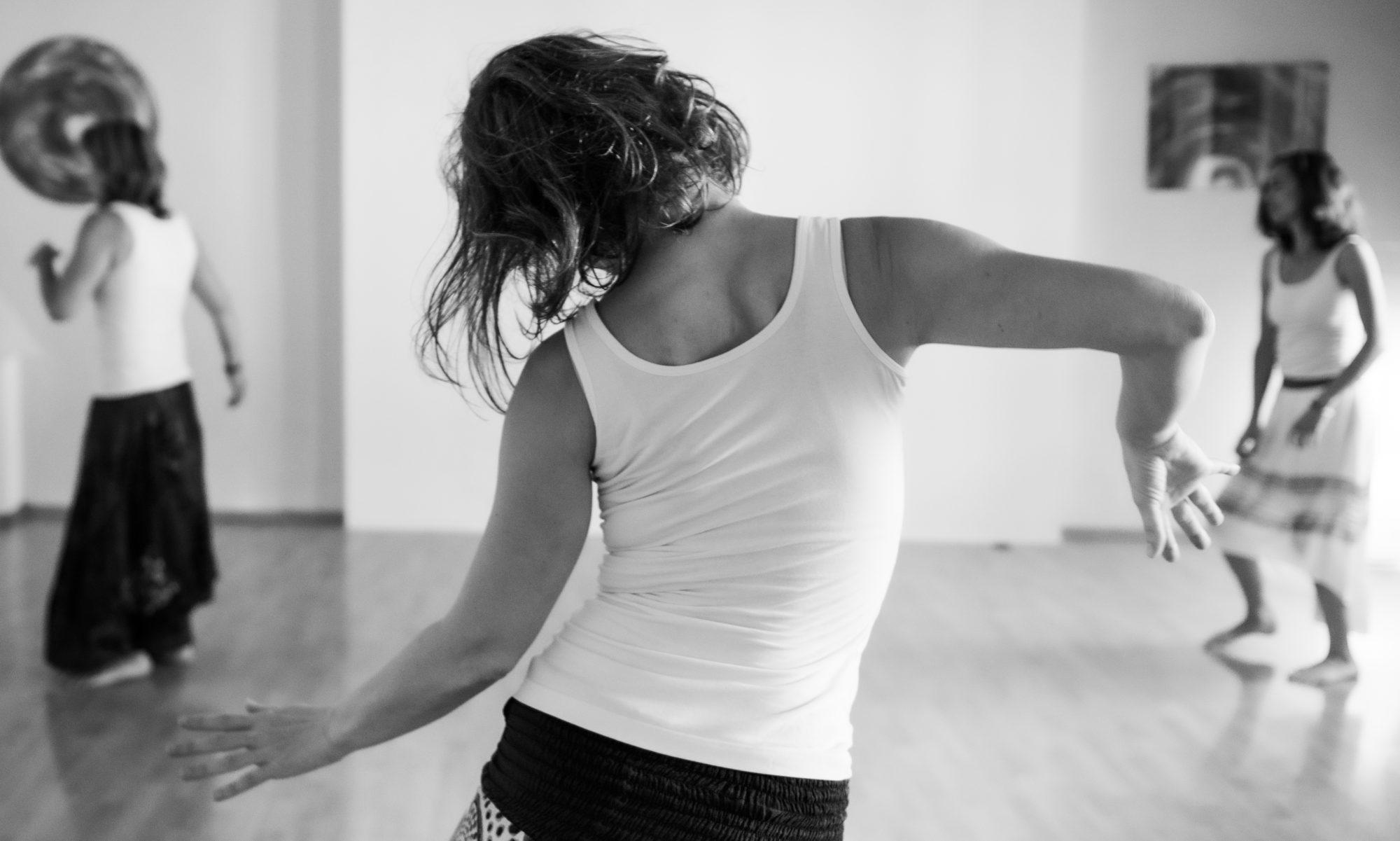 Terapie RUŠ, Svobodný tanec